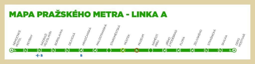 trasa metra A