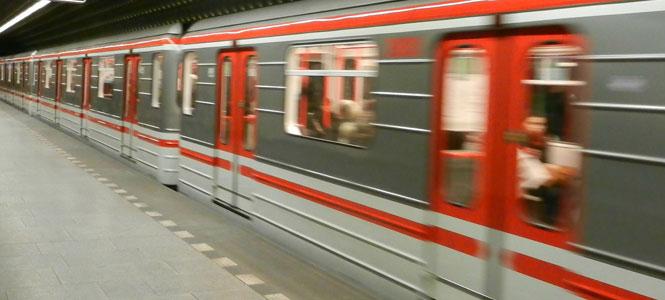 Plánované výluky metra pro rok 2016